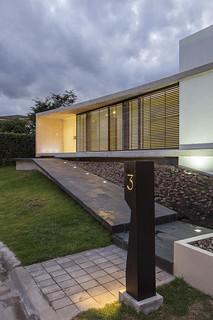 01 Residencia La Viña, Arq. Patricio Endara, Quito-Ecuador