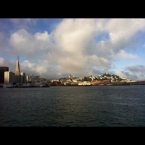 8am ferry by frank.leahy