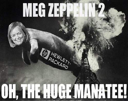 MEG ZEPPELIN 2 by Colonel Flick
