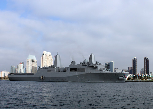USS Anchorage (LPD 23)
