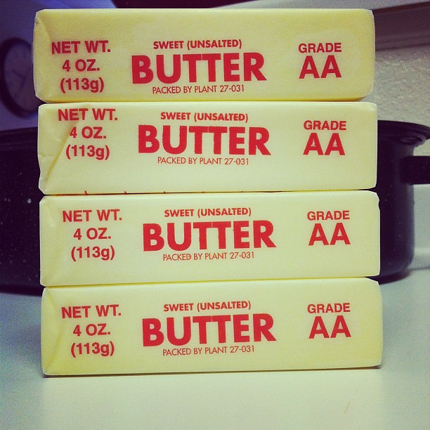 Butter makes everything better