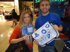 PlayStation Mall Promo 2012