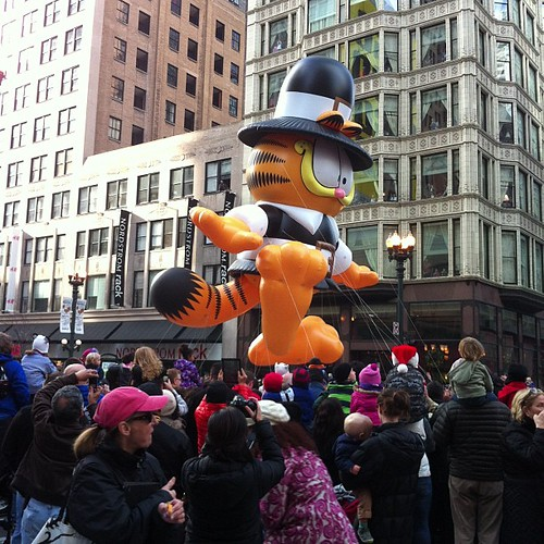 Chicago parade:  Pure awesomeness!