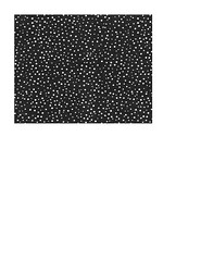 A2 card size JPG Snow Dot Midnight paper LARGE SCALE