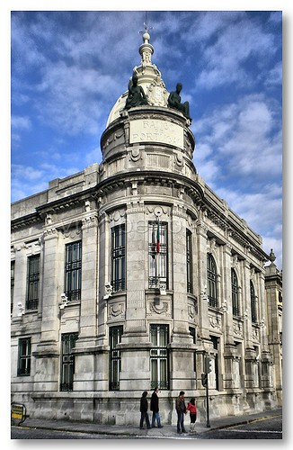 Banco de Portugal em Braga by VRfoto