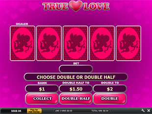 True Love Gamble Feature