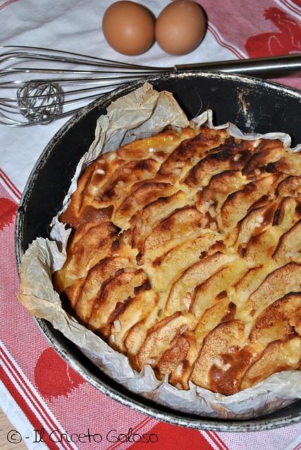 Il criceto goloso torta di mele e yogurt alla cannella for Torta di mele e yogurt fatto in casa da benedetta