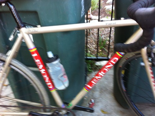 Bob's bike
