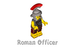 LEGO Minifigures Series 10 -  Roman Officer