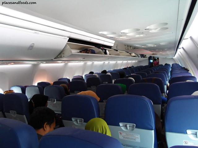 lion airways seats