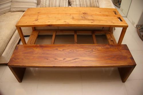 木工 板凳 20121124_5