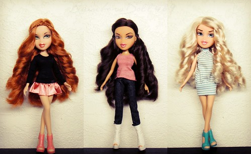 Bratz Black Friday 2012 Make-Over #1