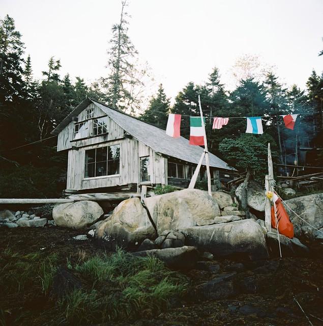 Lance Lee's Hut.