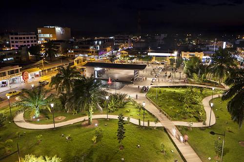 09 Parque Central del Coca, MCM+A Taller de Arquitectura, Orellana-Ecuador