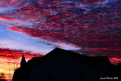 sunset red sky color nature beautiful beauty silhouette clouds canon purple dusk indiana mygearandme mygearandmepremium mygearandmebronze mygearandmesilver mygearandmegold mygearandmeplatinum mygearandmediamond