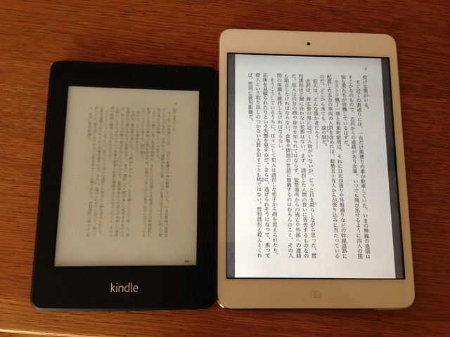 writing app for kindle paperwhite