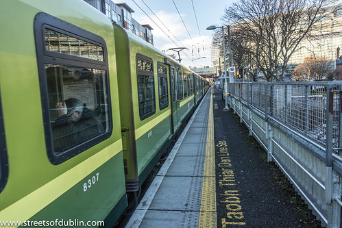 Lansdowne Station (Dublin) by infomatique