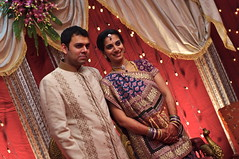 bride, wedding reception, wedding, marriage, sari, ceremony,