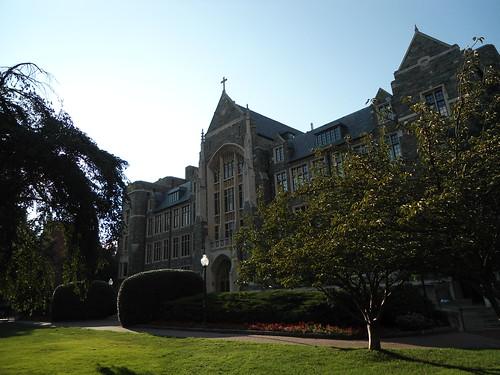 Georgetown University, Washington DC 2012, USA - www.meEncantaViajar.com by javierdoren