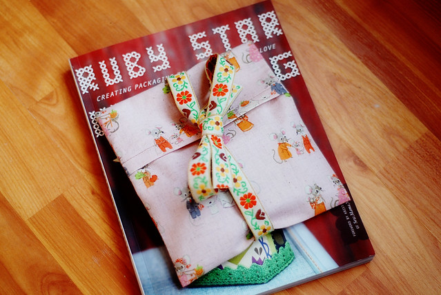 Ruby Star Wrapping