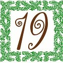 19 neunzehn