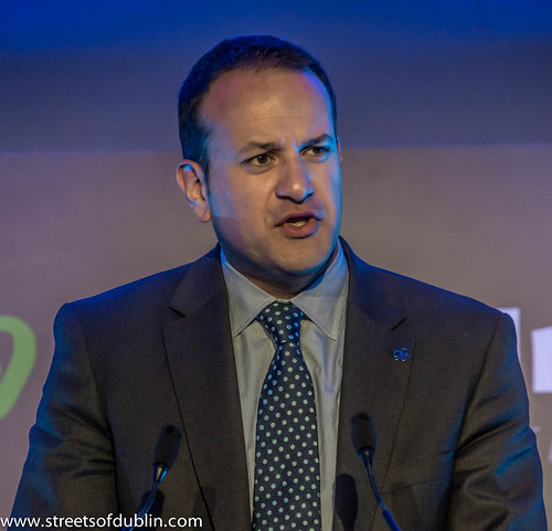Minister for Transport, Tourism & Sport Leo Varadkar: Tourism Ireland Launches 2013 Marketing Plans by infomatique