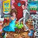 Pee-wee's Manger Close-up by Ben Zurawski