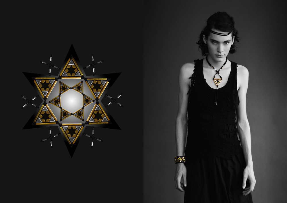 Jaco Van Den Hoven0697_BLACK TRIANGLE DESIGN 2011 2nd Collection