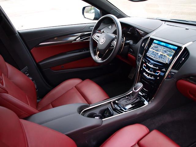 2013 Cadillac ATS 2.0T AWD Premium 29