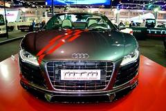MTM Audi at the Bangkok MotorExpo 2012