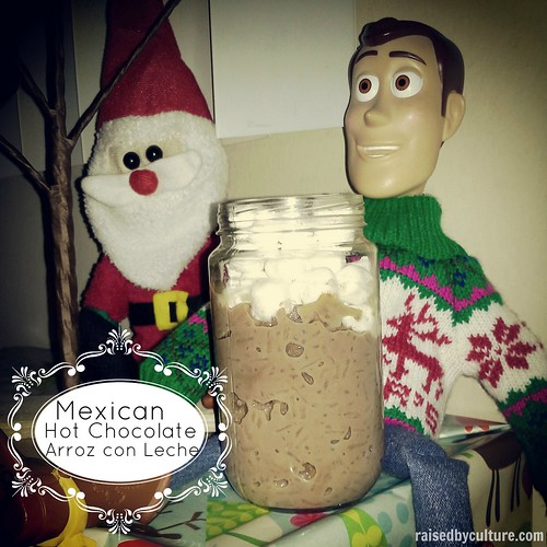 Mexican Hot Chocolate Arroz con Leche