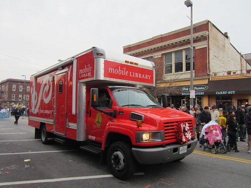 The Pratt Mobile Library