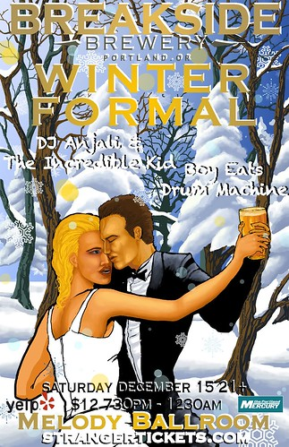 Breakside Brewing Winter Formal