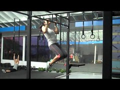 Maria full strict pull-ups