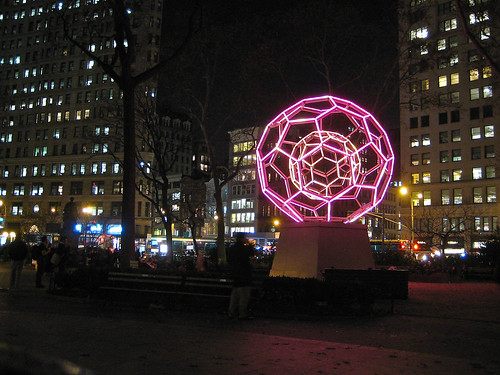Buckyball, Madison Square Park