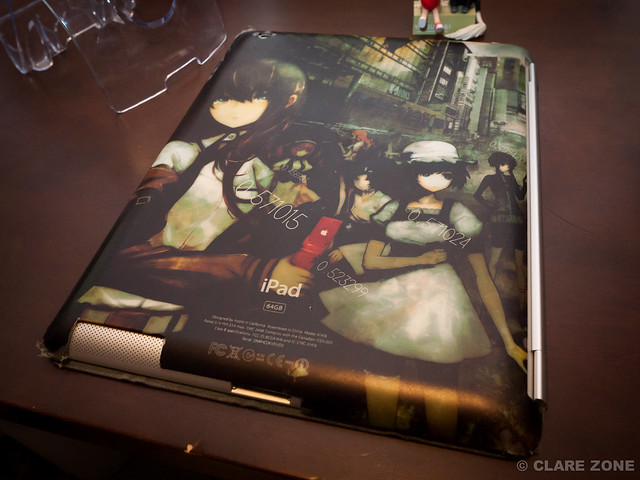 My 痛iPad for Steins;Gate