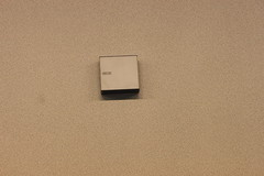 Temperature sensor for heating management