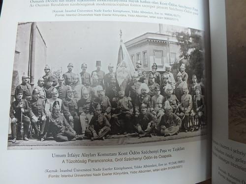 Gróf Széchényi Ödön és tűzoltó csapata