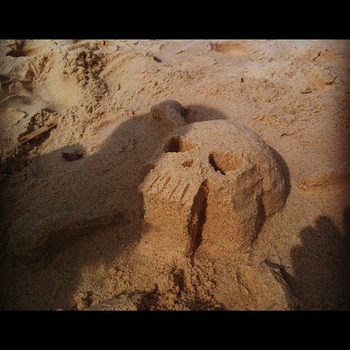 Sandskullz by sohotrightnow