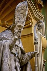 S. Syagrius, Basilique-Cathédrale Sainte-Marie et Sainte-Réparate de Nice