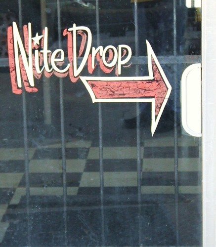 Nite Drop by tikitonite