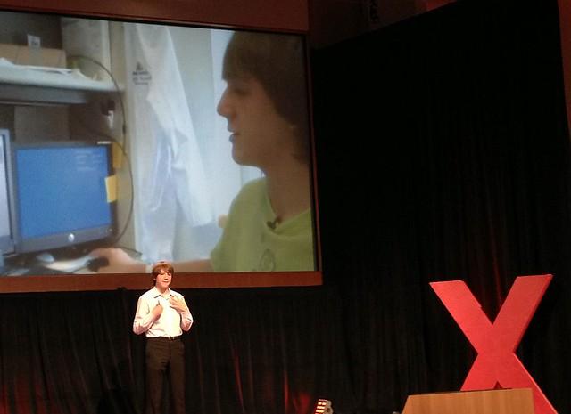 Jack Andraka Speaks at TEDxSanJose