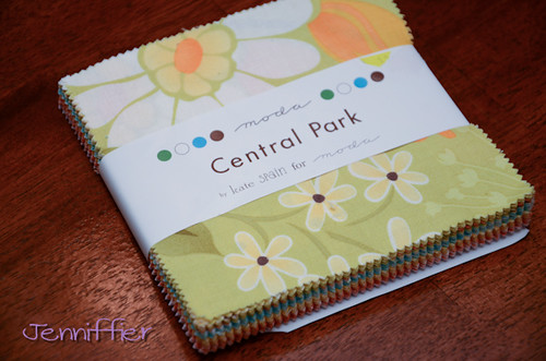 Central Park Charm Pack for Giveaway