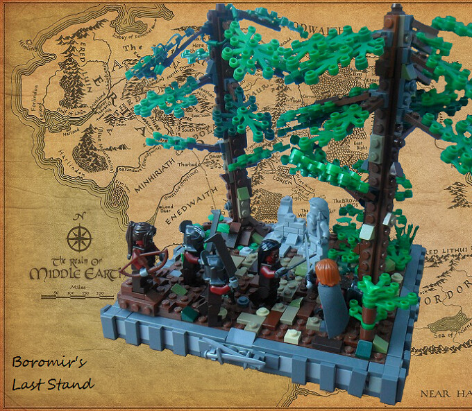 Boromir's Last Stand