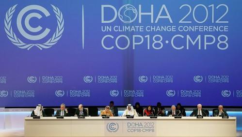 Конференция ООН по изменению климата в Дохе - триумф развивающихся стран