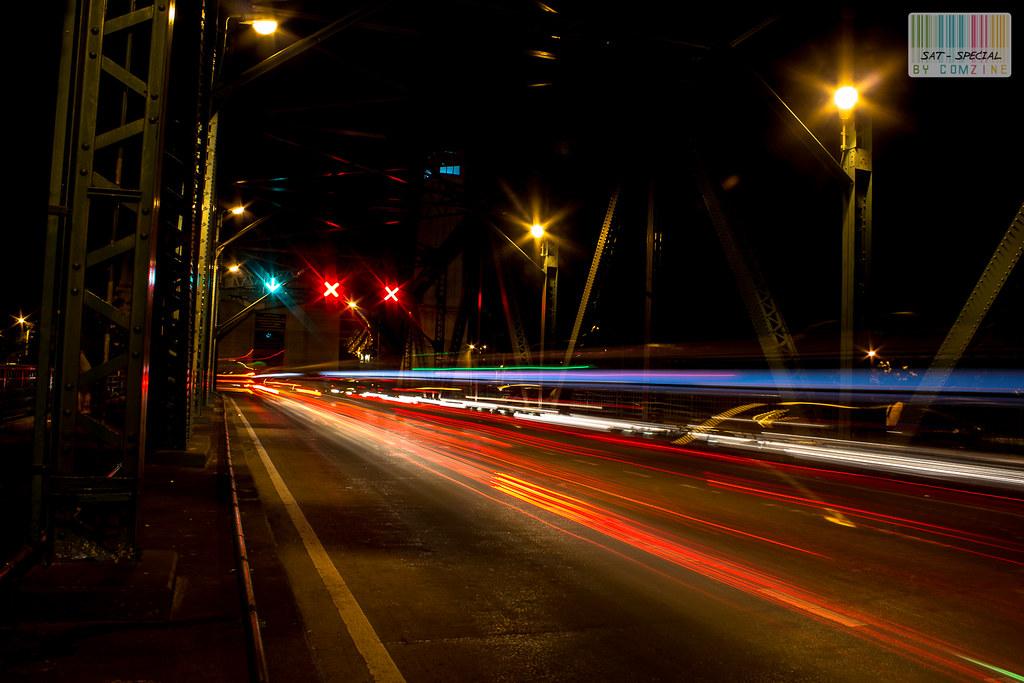 เดินเล่นกลางคืน สะพานพระพุทธฯ comzine 05