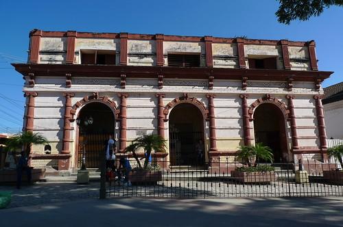 Santa Rosa de Copan. Honduras