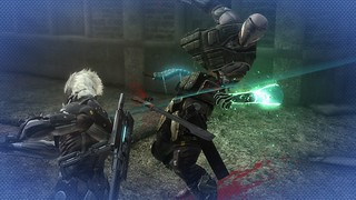 Metal Gear Rising: Revengeance on PS3