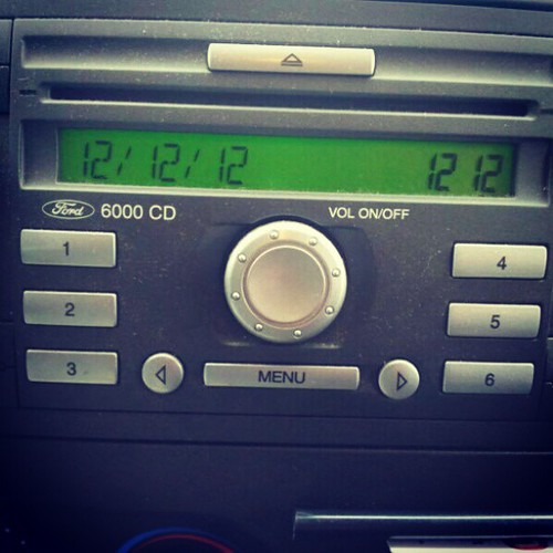 On the R198 at 12:12 12/12/12  #fivetwelves