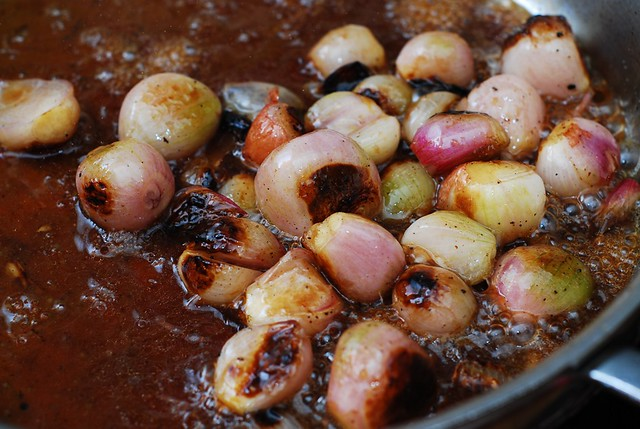 small onions cooking1